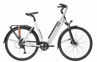 Qwic Urban RD9 dames Brushed Aluminium