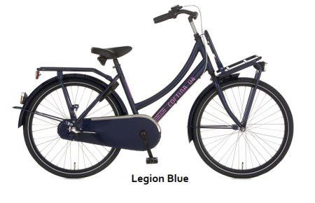 Cortina U4 Mini meisjes Legion Blue
