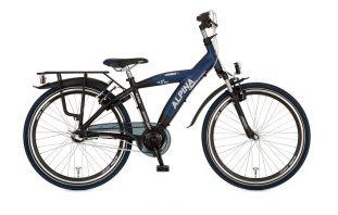 Yabber J26 Black Metallic Matt - Sporty Blue Matt 1